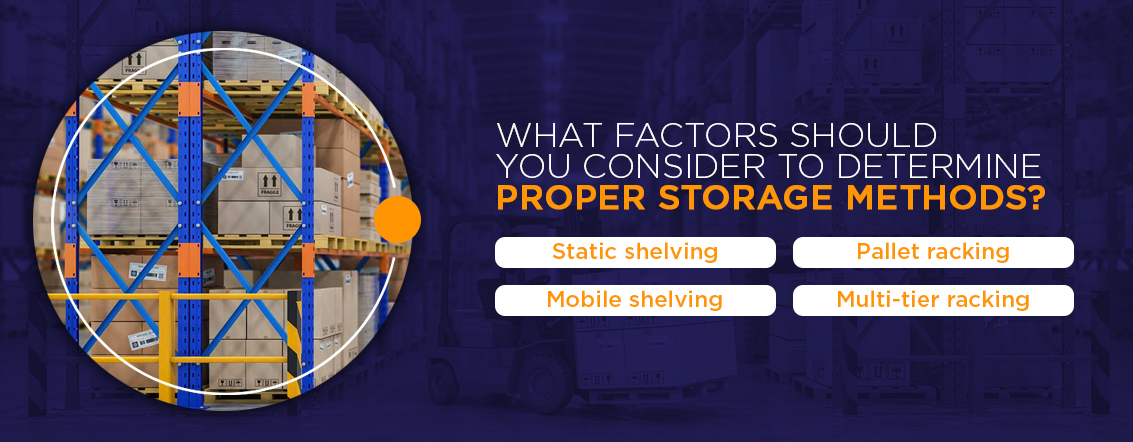 What Factors Should You Consider While Choosing a Warehouse?