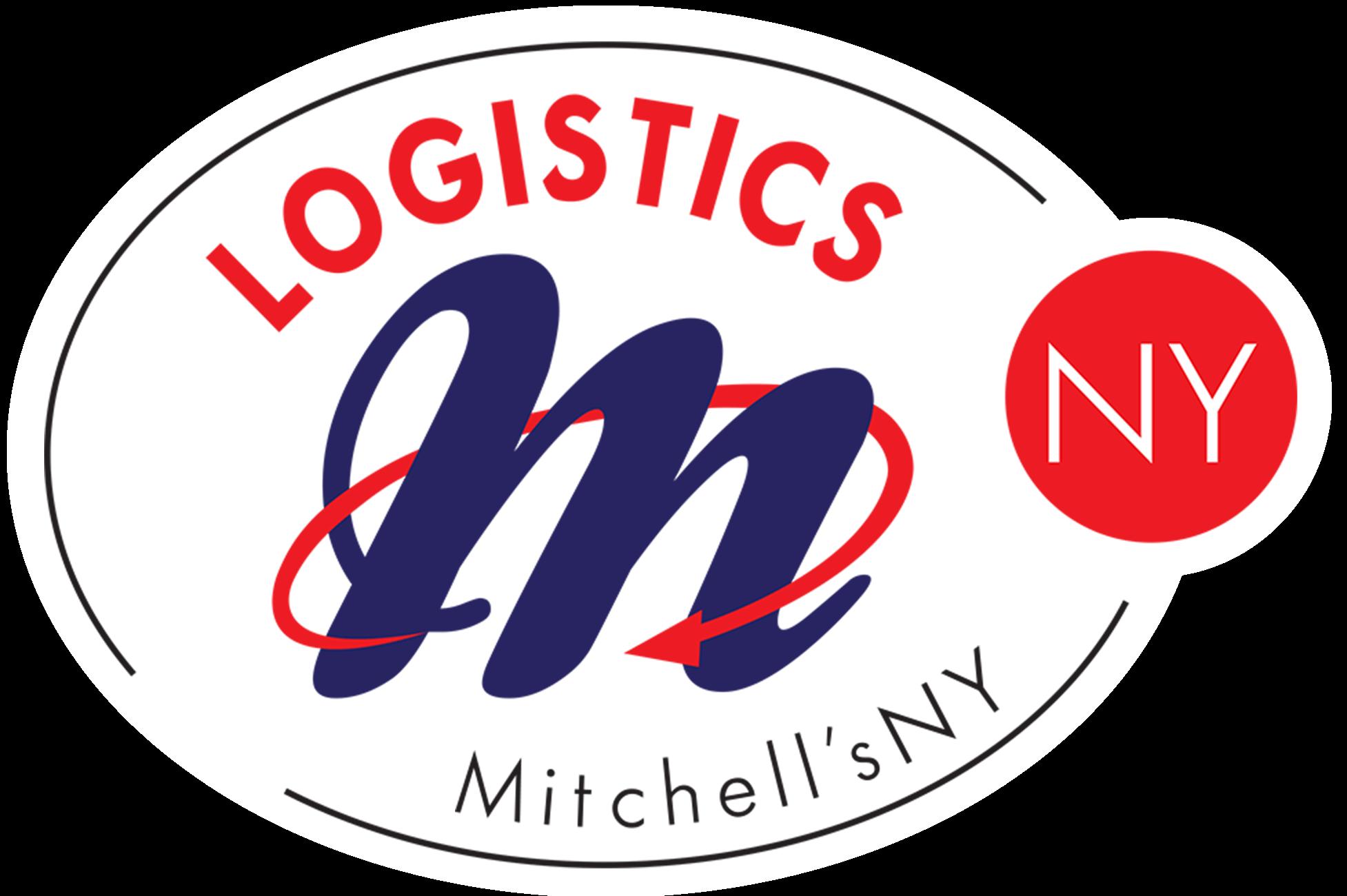 Mitchell's NY Logistics Logo