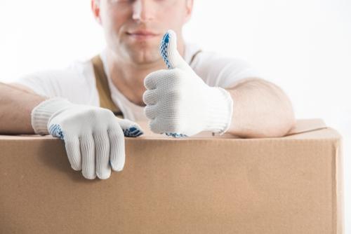 White Glove Pickup